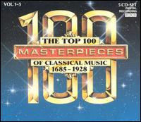 The Top 100 Masterpieces Of Classical Music (Box Set) von Various Artists