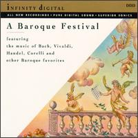 A Baroque Festival von Various Artists