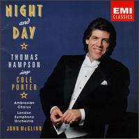 Night and Day von Thomas Hampson