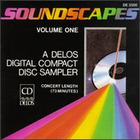 Soundscapes, Vol. 1: A Delos Digital Compact Disc Sampler von Various Artists