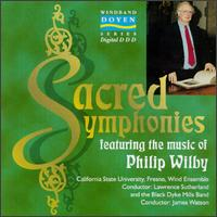 Sacred Symphonies von Various Artists