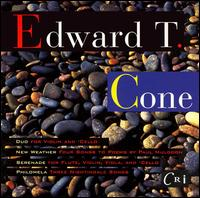 Cone: Duo For Violin And Cello/New Weather/Four Songs/Serenade/Philomela von Various Artists