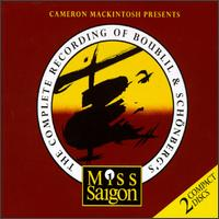 Miss Saigon [Complete Recording] von Original Cast Recording
