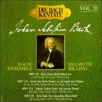 The Bach Cantata, Vol. 20 von Helmuth Rilling