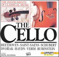 The Instruments of Classical Music, Vol. 6: The Cello von Various Artists