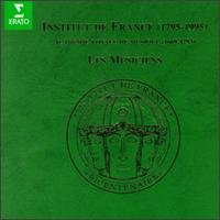 Institut De France (1795-1995), Académie Royale De Musique (1669-1793): Les Musiciens von Various Artists