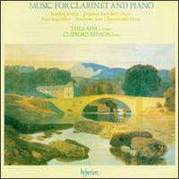 Music For Clarinet And Piano, Volume 1 von Thea King