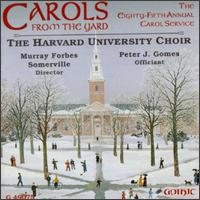 Carols from the Yard: The Eighty-Fifth Annual Carol Service von Murray Forbes Somerville