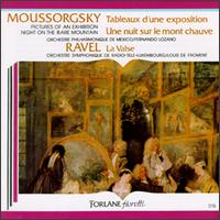 Ravel: Valse; Mussorgsky: Night on Bald Mountain von Various Artists