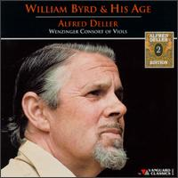 Alfred Deller Edition, Vol. 22: William Byrd & His Age von Alfred Deller