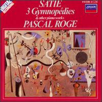 Satie: 3 Gymnopédies and Other Piano Works von Pascal Rogé