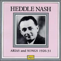 Heddle Nash von Heddle Nash