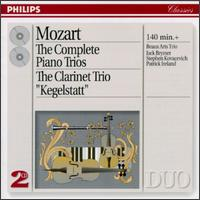 Mozart: The Complete Piano Trios von Various Artists