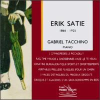 Satie: Oeuvres Pour Piano von Various Artists