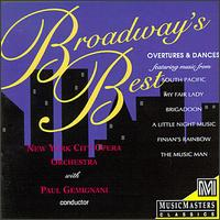 Broadway's Best von New York City Opera Children's Chorus