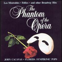 The Phantom of the Opera and Other Broadway Hits von John Cacavas