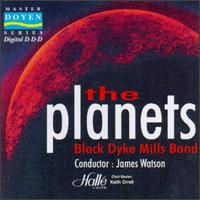 Holst: The Planets/A Moorside Suite von James Watson