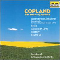 Copland: The Music of America von Erich Kunzel