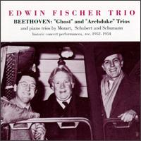 Edwin Fischer Trio von Various Artists