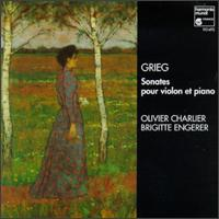 Grieg: Sonates pour violon et piano von Various Artists