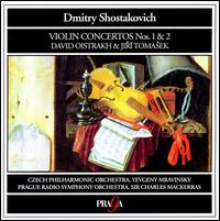Shostakovich: Violin Concertos Nos. 1 and 2 von Various Artists