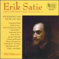 Satie: The Complete Piano Music, Vol. 2 von Various Artists