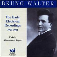 The Early Electrical Recordings (1925-1931) von Bruno Walter