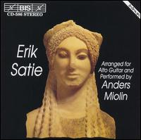 Erik Satie von Anders Miolin