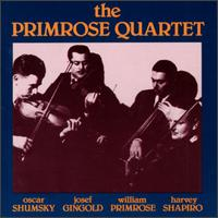 The Primrose Quartet von Primrose Quartet