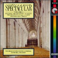Organ Spectacular Volume II von David Hill