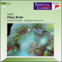 Satie: Piano Works von Various Artists