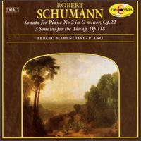 Schumann: Sonata For Piano No.2/3 Sonatas For The Young von Various Artists