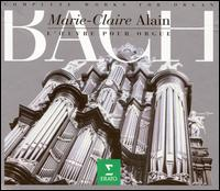 J.S. Bach: Complete Works for Organ (Box Set) von Marie-Claire Alain
