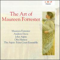 Art Of Maureen Forrester von Various Artists