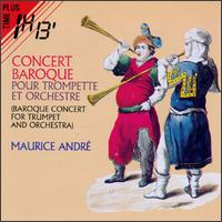 Concert Baroque For Trumpets And Orchestra von Various Artists