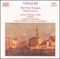 Vivaldi: The Four Seasons, Wind Concerti von Various Artists
