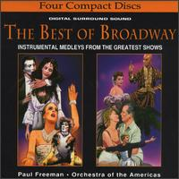 The Best of Broadway: Instrumental Medleys From the Greatest Shows von Paul Freeman
