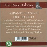 Great Pianists of the Century von Various Artists