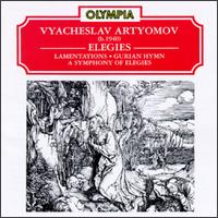 Artyomov: Elegies von Various Artists