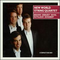 New World String Quartet von New World String Quartet