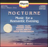 Nocturne: Music for a Romantic Evening von Various Artists