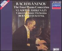 Rachmaninov: The Four Piano Concertos von Vladimir Ashkenazy