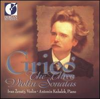 Grieg: The Three Violin Sonatas von Ivan Zenaty