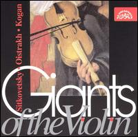 Giants Of The Violin von Various Artists