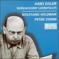 Hans Eisler: Hollywooder Liederbuch von Various Artists