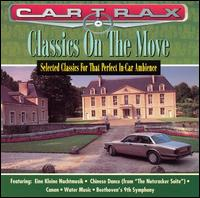 Car Trax: Classics on the Move von Various Artists