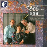 "Brahms: Piano Trio No. 1 in B Major, Op. 8; Dvorák: Piano Trio in E Minor ""Dumky"", Op. 90 von The Rembrandt Trio"