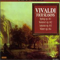 Vivaldi: Four Season, Etc... von Various Artists