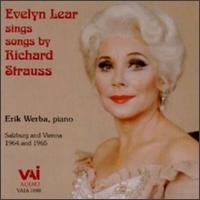 Evelyn Lear Sings Songs By Richard Strauss von Evelyn Lear