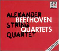 Beethoven: String Quartets (Box Set) von Alexander String Quartet
